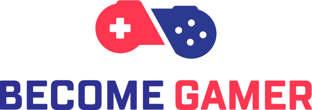 Become Gamer Logo, becomegamer.com